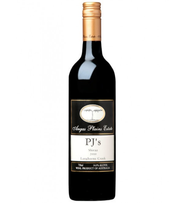 Angas Plains PJs Langhorne Creek Shiraz 2013