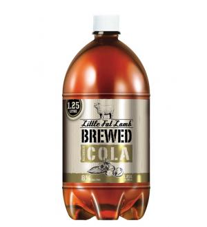 Little Fat Lamb Brewed Cola 8% 1.25L(Case of 12)