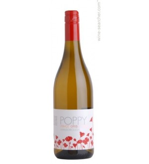 Summer Poppy Marlborough Pinot Gris 2016