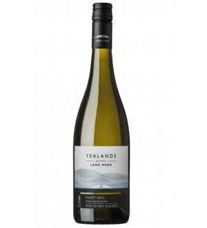 Yealands Estate Land Made Marlborough Pinot Gris 2017