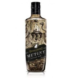 Bundaberg Rum Mutiny 700mL Old Label