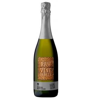 Raw Organic Preservative Free Sparkling Blanc De Blanc NV