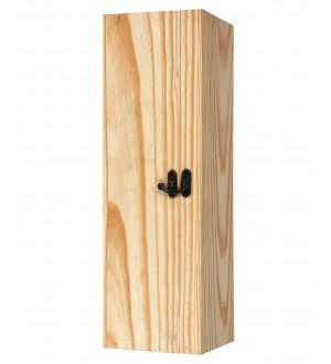 Wooden Wine Box Single bottle