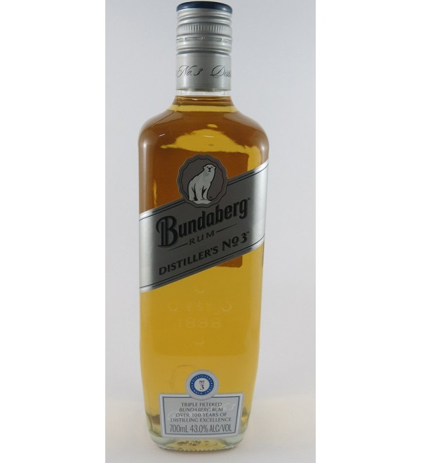 Bundaberg distillers no 3