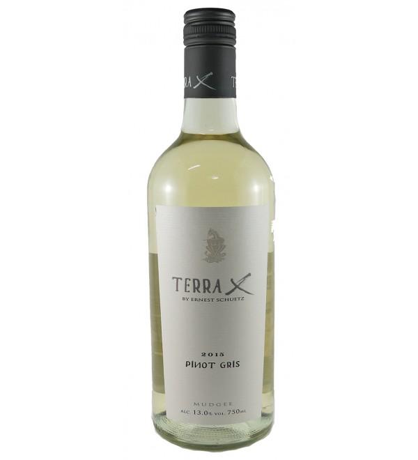 Terra X By Ernest Schuetz Mudgee Pinot Gris 2016