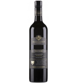 Allegiance The Tiger Coonawarra Shiraz 2015