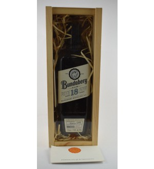 Bundaberg Rum 18 Years Old