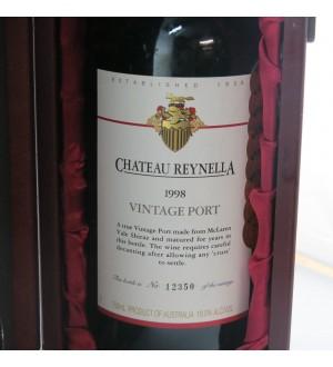 Chateau Reynella Vintage Port 1988