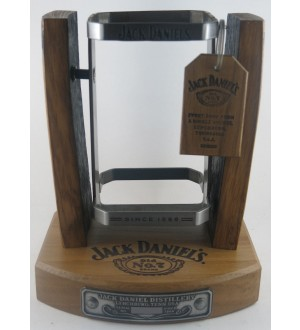 Jack Daniels 1ltr Bottle Limited Edition 2017 Wooden Swing Cradle Number