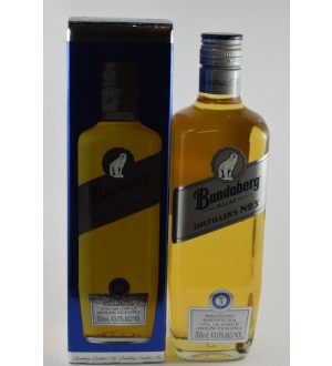 Bundaberg Rum Distillers NO 3 700ML Pattern Boxed Rare Rum