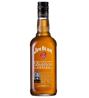 Jim Beam Distiller's Edition No 2 Bourbon 700mL