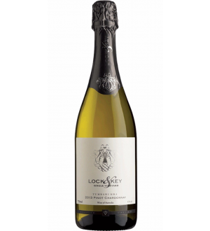 Lock & key Chardonnay Pinot Noir Sparkling 2014
