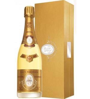 Cristal champagne 2006