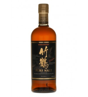Nikka Pure Malt Taketsuru Japanese Whisky 700ml