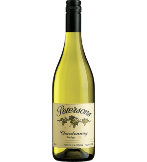 Petersons Hunter Valley Chardonnay Vintage 2016