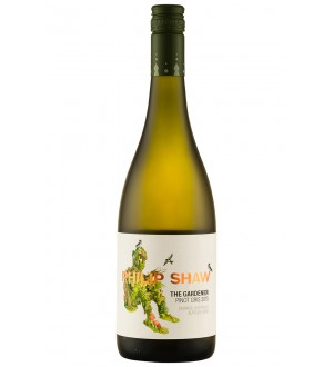 Philip Shaw The Gardener Orange Pinot Gris 2017