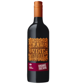 Raw Organic Preservative Free Shiraz 2018