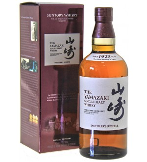 Suntory Yamazaki Distiller's Reserve Japanese Whisky Boxed 700mL