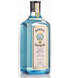 Bombay Sapphire 47% London Dry Gin 750ML