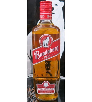 Bundaberg Rum Red 2009 Label