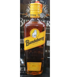Bundaberg Rum UP Underproof The Original Bottom Label