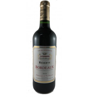Clossmann Reserve Red Bordeaux 2016