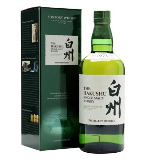 Hakushu Single Malt Japanese Whisky
