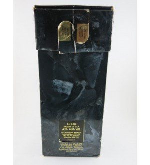 Jack Daniels 125th Anniversary Decanter 1 Litre, Boxed With Neck Tag
