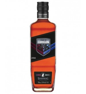 Bundaberg Rum State of Origin Edition 700ML Bottle 2016 Release