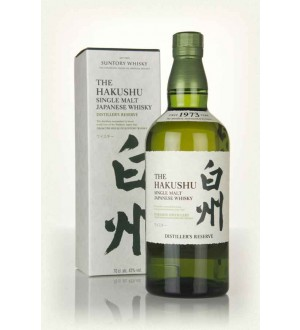 Suntory The Hakushu Single Malt Japanese Whisky