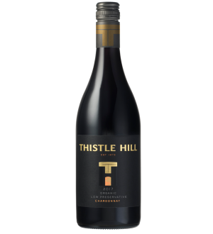 Thistle Hill Low Preservative Organic Chardonnay 2017