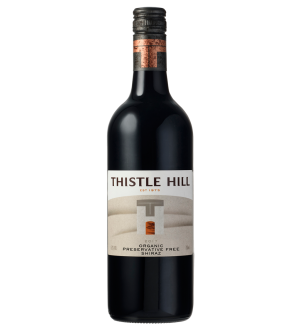 Thistle Hill Organic and Preservative Free Shiraz 2017