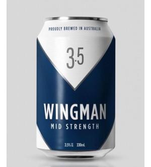 Wingman Mid Strength Beer